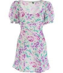 rixo morgan mini dress