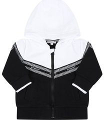 givenchy multicolor sweatshirt for baby kids with chains