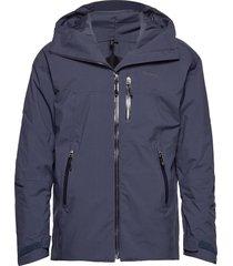 stranda ins hybrid jkt outerwear sport jackets blauw bergans