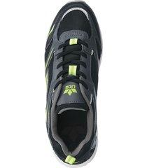 skor lico svart::antracitgrå