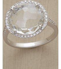 sheer shine ring