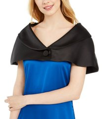 calvin klein portrait-collar shrug