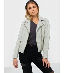 y.a.s yasphilippa biker jacket - celeb skinnjackor