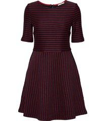 dresses knitted kort klänning multi/mönstrad esprit casual