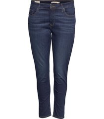 310 pl shping spr skinny westb skinny jeans blå levi's plus