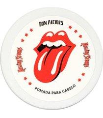 pomada matte para cabelo don alcides rolling stones - 100g