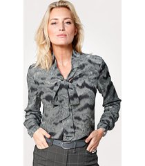 blouse mona antraciet