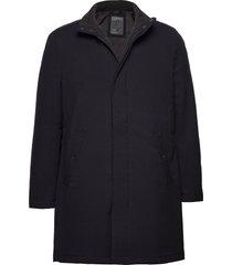 coats woven tunn rock blå esprit collection