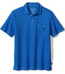 tommy bahama men's emfielder pocket polo shirt