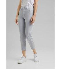 pantalón mujer con algodón ecológico lavanda esprit