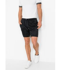 lange short van tricot, regular fit