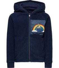 kendrick hoodie trui blauw kenzo