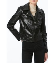 collection b juniors' faux-leather moto jacket