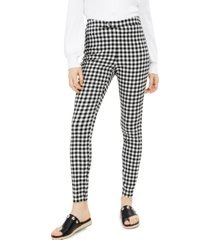 inc gingham suit pants, created for macy's