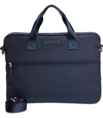 tommy hilfiger men's alexander slim briefcase