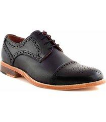 zapato negro briganti hombre liam