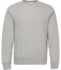 hugh classic sweatshirt sweat-shirt trui grijs wood wood