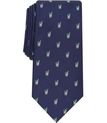 club room men's mint julep necktie, created for macy's