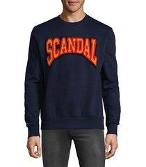 scandal cotton sweatshirt