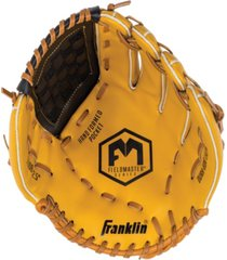 "franklin sports 12.5"" field master series baseball glove - right handed thrower"