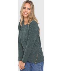 sweater verde tarym