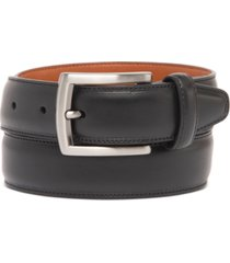 club room men's feather-edge dress belt, created for macy's