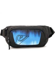 canguro negro-azul quiksilver jungler ii