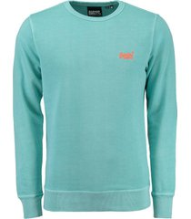 sweater pastelline groen
