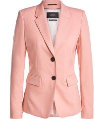 klassieke blazer phanter  roze
