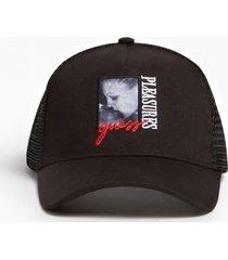czapka z daszkiem z nadrukiem