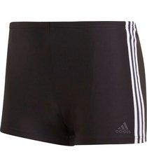 short de baño negro adidas fit bx 3s