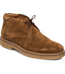 gary desert boots snörskor brun vagabond
