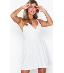 nly eve bustier lace dress loose fit