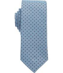 boss men's patterned traveler tie