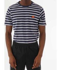 ellesse heritage sailio t-shirt - navy sha06341