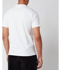 kenzo men's sport classic t-shirt - white - xxl
