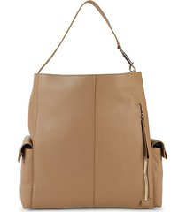 garri leather hobo bag