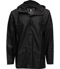 jacket regnkläder svart rains
