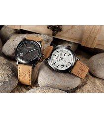 curren 8139 reloj para  hombre elegante