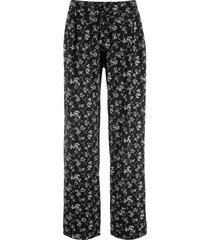 pantaloni a palazzo (nero) - bpc bonprix collection