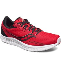 kinvara 11 shoes sport shoes running shoes röd saucony