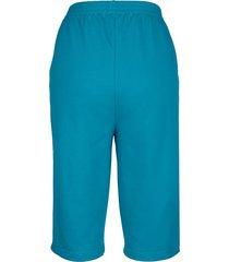 mjuka shorts med midjeresår dress in blå
