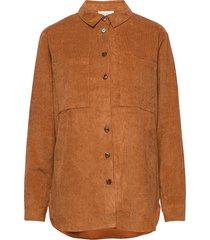 fqsweetie-sh långärmad skjorta orange free/quent
