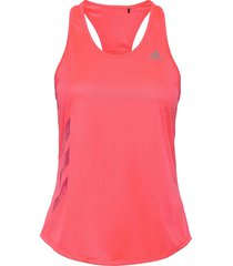 run it tank 3s t-shirts & tops sleeveless rosa adidas performance