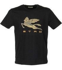 t-shirt with pegaso print