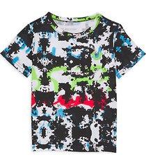 little boy's tie-dye t-shirt