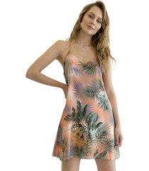 vestido grayson coral racaventura