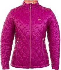 chaqueta insulados steam-pro jacket fucsia lippi