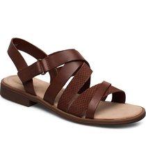 declan mix shoes summer shoes flat sandals brun clarks