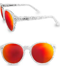 daisy 53mm round sunglasses